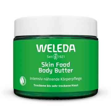Weleda Výživné tělové máslo Skin Food 150 ml