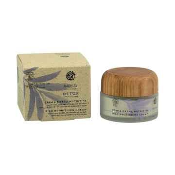 Naobay Bohatý výživný krém, Detox 50 ml