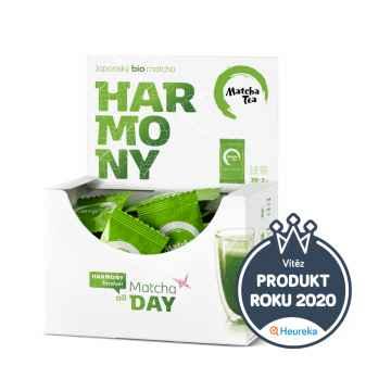 Matcha Tea Matcha Harmony Bio 30 x 2 g