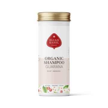 Eliah Sahil Organic Práškový šampon na posílení vlasů Guarana 100 g