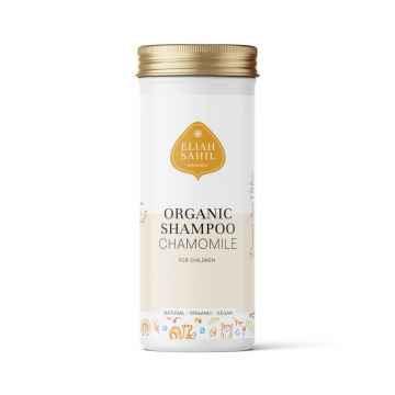 Eliah Sahil Ájurvédský práškový šampon pro děti Chamomile, Bio 100 g
