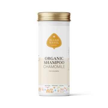 Eliah Sahil Organic Práškový šampon pro děti heřmánek 100 g