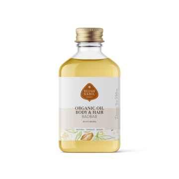 Eliah Sahil Organic Tělový a vlasový olej Baobab 100 ml
