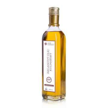 Zahir Cosmetics Arganový olej kulinářský 250 ml