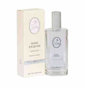 Plantes et Parfums Toaletní voda Rose Exquise 100 ml