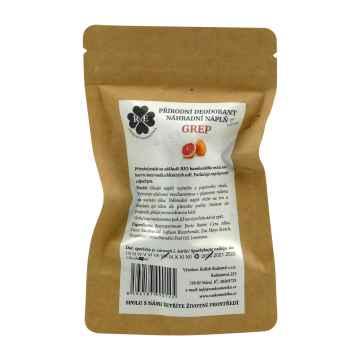RaE Přírodní deodorant s vůní grepu 22 g náhradní náplň