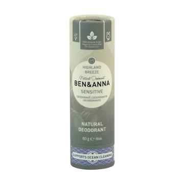 Ben & Anna Tuhý deodorant sensitive Highland Breeze 60 g