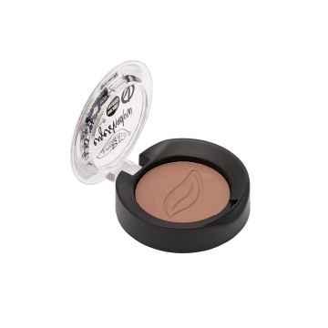puroBIO cosmetics Minerální oční stíny 27 Warm Brown 2,5 g