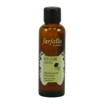 Farfalla Koupelová pěna Regenerační Eukalyptus 75 ml