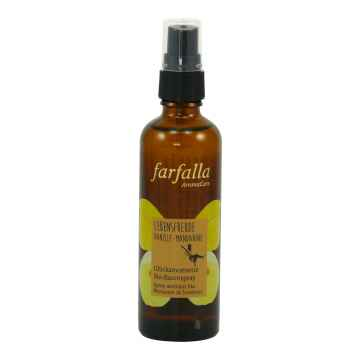 Farfalla Osvěžovač vzduchu Radost ze života, vanilka a mandarinka 75 ml