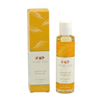 Pure Fiji Kokosový sprchový gel, ananas 90 ml