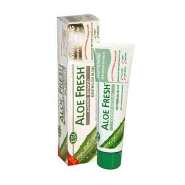 Zubní gel Whitening, Aloe Fresh 100 ml