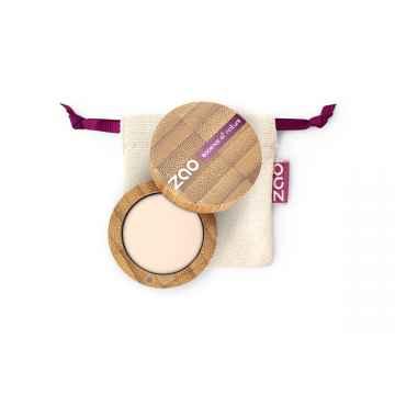 ZAO Matné oční stíny 202 Brown Beige 3 g bambusový obal