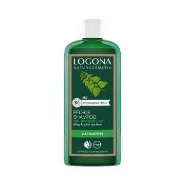Logona Šampon pěstící pro každý typ vlasů kopřiva 500 ml