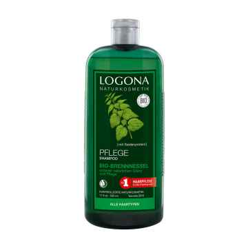 Logona Šampon Kopřiva 500 ml