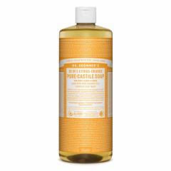Dr. Bronner´s Tekuté universální mýdlo ALL-ONE!, Citrus-Orange 945 ml