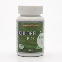 Nástroje Zdraví Chlorella extra bio, tablety 100 g, 400 ks