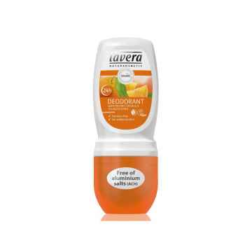 Lavera Deo kulička pomeranč a rakytník, Body Spa 50 ml