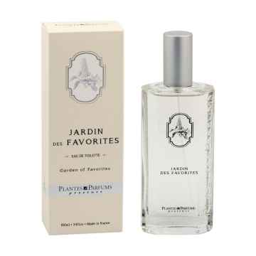 Plantes et Parfums Toaletní voda Jardin des Favorites 100 ml