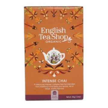 English Tea Shop Intenzivní Chai 35 g, 20 ks