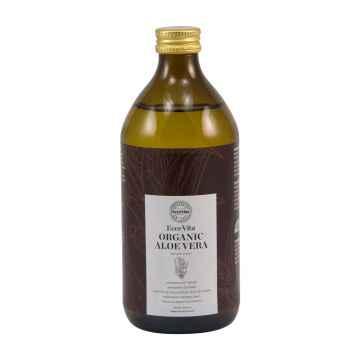 Ecce Vita Bio šťáva z dužiny listů Aloe Vera 500 ml