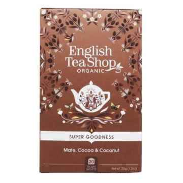 English Tea Shop Mate, kakao a kokos 35 g, 20 ks