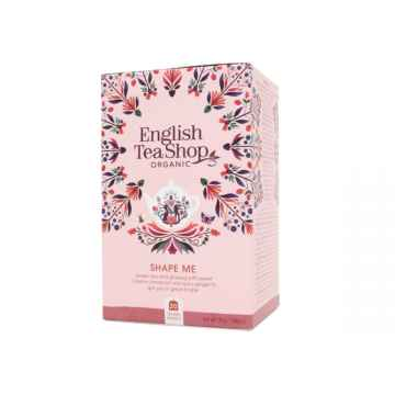 English Tea Shop Čaj Shape me, bio 30 g, 20 ks