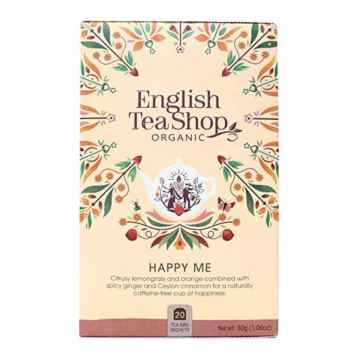 English Tea Shop Čaj Happy me, bio 30 g, 20 ks
