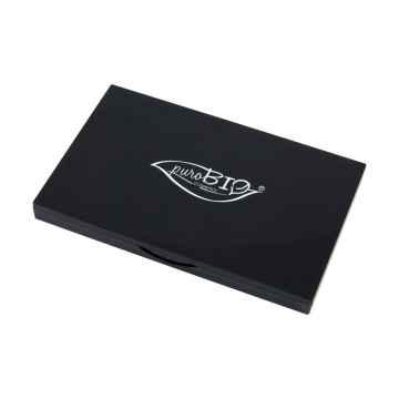 puroBIO cosmetics Černá magnetická paletka 1 ks