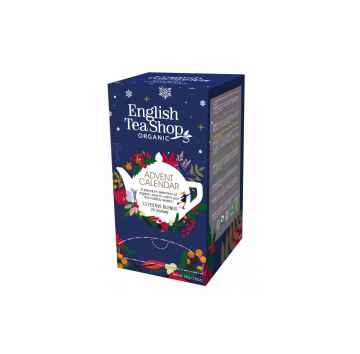 English Tea Shop Adventní kalendář, bio 48 g, 25 ks