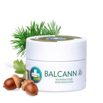 Annabis Bio konopná mast, Balcann 50 ml