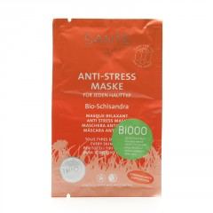 Santé Maska anti-stress bio schizandra 2 x 7,5 ml