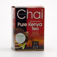 Fudco Černý čaj Keňa 40 ks, 80 g
