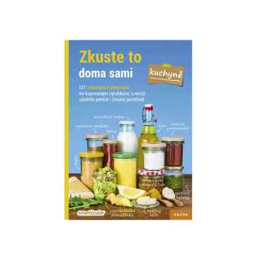 Knihy Zkuste to doma sami - kuchyně, Smarticular 192 stran