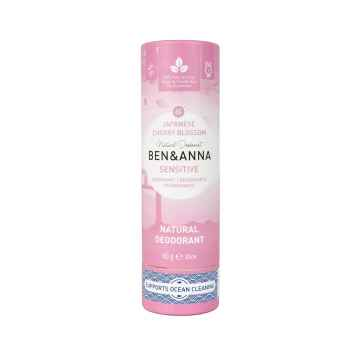 Tuhý deodorant sensitive Japanese Cherry Blossom 60 g