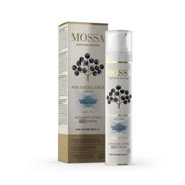 Mossa Intenzivní liftingový denní krém, Age Excellence 50 ml
