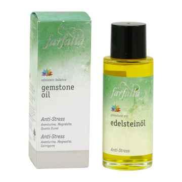 Farfalla Drahokamový pleťový a tělový olej Anti-stress 80 ml