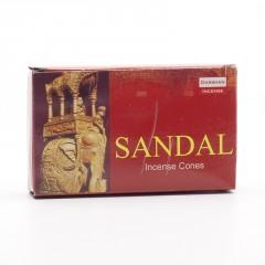 Darshan Vonné jehlánky indické Sandal 10 ks