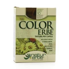 Color Erbe Barva na vlasy Zlatavě světlá kaštanová 10, Natur 135 ml