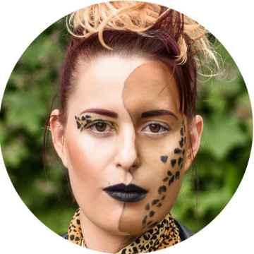 BiOOO Extravagantní líčení + Detoxikace kosmetické taštičky 1 ks