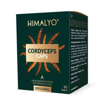 Himalyo Cordyceps, BIO 60 kapslí