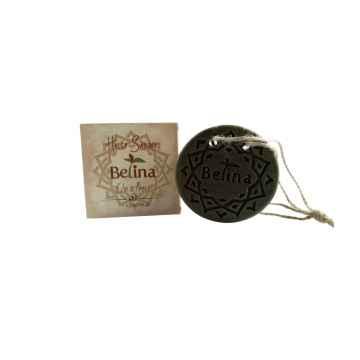Belina Aleppské mýdlo kulaté, Oud & Amber 150 g
