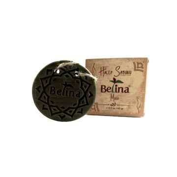 Belina Aleppské mýdlo kulaté, Musk 150 g