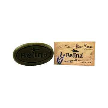 Belina Aleppské mýdlo oválné, Lavander 150 g
