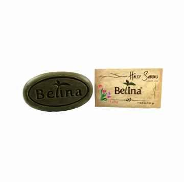 Belina Aleppské mýdlo oválné, Tulip 150 g
