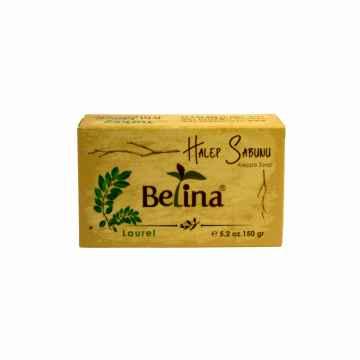 Belina Aleppské mýdlo oválné, Laurel 150 g