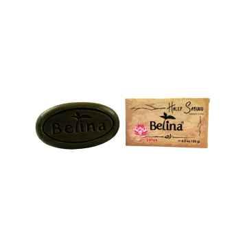 Belina Aleppské mýdlo oválné, Lotus 150 g