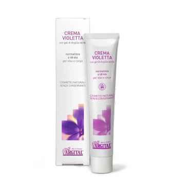 Krém s violkou při dermatitidě 50 ml