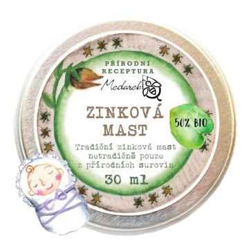 Včelařství Horákovi Zinková mast 30 ml