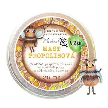 Včelařství Horákovi Propolisová mast 30 ml